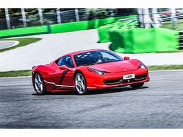 Ferrari F458 fahren in Monza