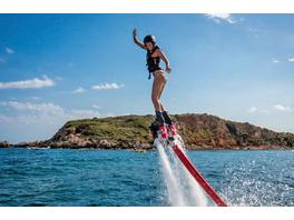 Flyboard fliegen auf Mallorca