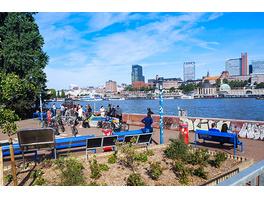 Fahrradtour durch Hamburg (3 Stunden)