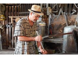 Historisches Bier brauen in Schluechtern-Elm