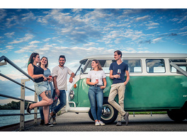 Kulinarische Reise nach Bingen am Rhein für 2