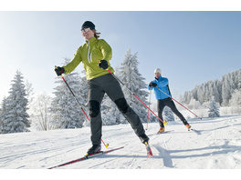 Langlauf Skating-Kurs Raum Bad Toelz