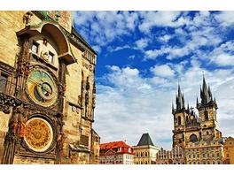 Städtetrip Prag zu Wasser & zu Land für 2 (3 Tage)
