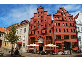 Verwoehn-Tage in Stralsund für 2