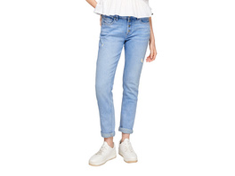 Skinny Fit: Jeans im Used-Look - Jeans