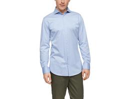 Hemd aus Interlockjersey - Hemd