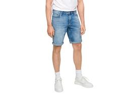 Regular: Jeans-Shorts - Jeans