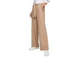 Regular: Twillhose mit Bügelfalten - Hose