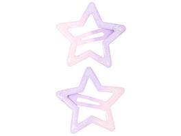 Kinder Haarclip-Set - Star Clip