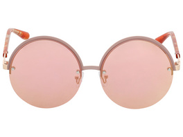 Sonnenbrille - Rosa Red