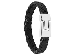 Armband - Black Leather