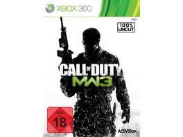 Activision Call of Duty: Modern Warfare 3