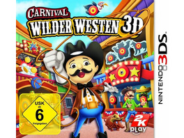 2k Games Carnival Wild West