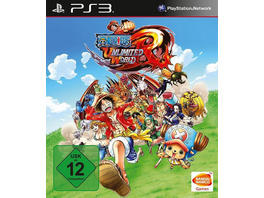BANDAI NAMCO One Piece Unlimited World Red - Strohhut Edition