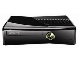 Xbox 360 Konsole Slim 250 GB ohne Controller (gebraucht)