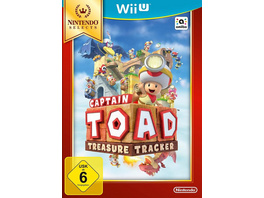 Captain Toad: T. Tracker Selects