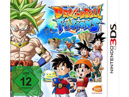 BANDAI NAMCO Entertainment Dragonball Fusions