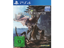 Capcom Monster Hunter World