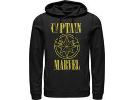 Captain Marvel - Hoodie (Größe L)