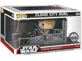 Star Wars - POP! Vinyl-Figur Cloud City Duel