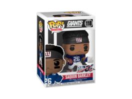 NFL - POP!-Vinyl Figur Giants Saquon Barkley