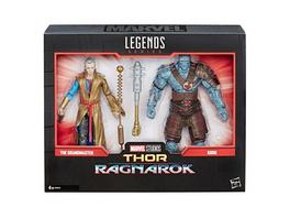 Marvel Thor - Actionfigur Grandmaster und Korg