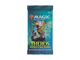Magic the Gathering: Theros Jenseits des Todes Booster Pack - Deutsch