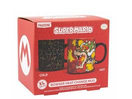 Super Mario - Tasse Boweser (Thermoeffekt)