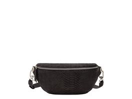Gürteltasche mit eingeschnittenem Pythonmuster - Belt Bag Python