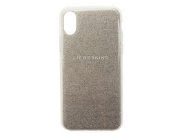 flexible Smartphonehülle - Glitter Bumper iPhone X