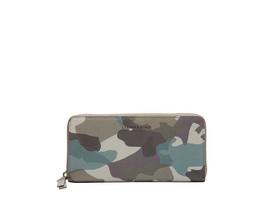 große Geldbörse mit Camouflageprint - Camo Gigi