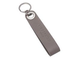Schlüsselanhänger aus Glattleder - Basic Keyring
