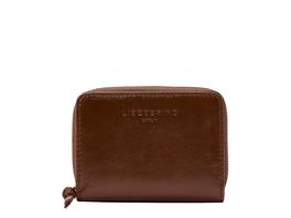 Geldbörse aus Leder mit glossy Finish - Farrah Patent Alexis