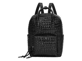 Business-Backpack mit hochwertiger Krokoprägung - Annie Backpack L