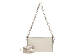 Handtasche mit Kette im DIN-Format - Jackie Crossbody XS