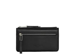 große Brieftasche aus Leder - Jackie Layla
