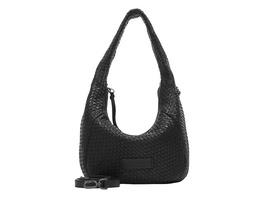 geflochtene Hobo Bag aus Leder - Farrah Hobo S