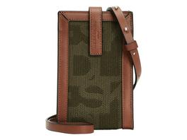 Handy Handtasche zum Umhängen mit Materialmix - Gloria Mobile Pouch