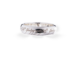 Herr der Ringe - Der Eine Ring - Silber