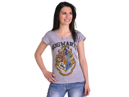 Harry Potter - Hogwarts Girlie Shirt