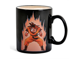 Dragon Ball - Son Goku Shenlong Thermoeffekt Tasse
