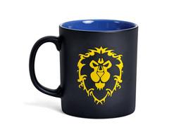 Warcraft - Alliance Logo Tasse schwarz blau