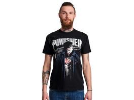 Punisher - Dressed in Blood T-Shirt schwarz