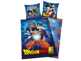 Dragon Ball Super - Charakter Wende-Bettwäsche