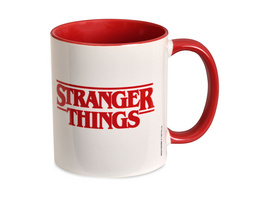Stranger Things - Logo Tasse