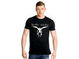 Death Note - Ryuk Silhouette T-Shirt schwarz
