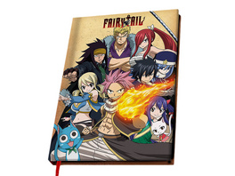 Fairy Tail - Guild Notizbuch A5