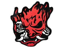 Cyberpunk 2077 - Samurai Logo Kissen