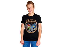 World of Warcraft - Murlocs T-Shirt schwarz