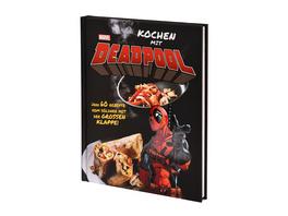 Kochen mit Deadpool - Das offizielle Kochbuch